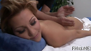 Male massage porn