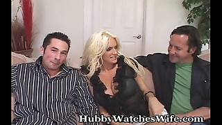 Pussy-Craving Young Stud Fucks Hot Wife