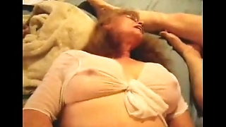 Amateur mature inverted masturbating