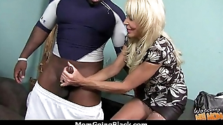 Your mother goes for a big funereal cock 12